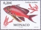 Red Anthias (Anthias anthias), stamp, MINT, 2002