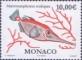 Fish (Macrorhamphosus scolopax), stamp, MINT, 2002