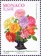 Roses, stamp, MINT, 2014