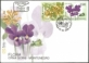 Flowers, FDC, 2006