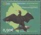 Cormorant, stamp, MINT, 2011