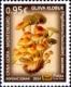 Sulphur Tuft Mushroom, stamp, MINT, 2014