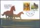 Horses, FDC, 2009