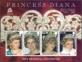 Princess Diana Memorial, souvenir sheet, MINT, 2007
