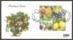 Maltese Fruits, 1st FDC - set 4 FDCs, 2007