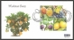 Maltese Fruits, 1st FDC - set 4 FDCs, 2007