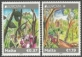 International Year of Forests, set of 2 stamps, MINT, 2011