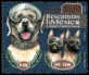 Rescue Dogs, set of 2 stamps, MNH, 2018