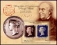 175th Anniversary Of Penny Black, souvenir sheet, MINT, 2015