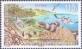 Blacktip reef Shark, Sea Snake, Giant Manta, stamp, MINT, 2014