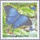 Swallowtail Butterfly (Papilio montrouzieri), stamp, MINT, 2014