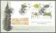 New Zealand Native Ferns, FDC with souvenir sheet, 2013