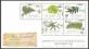 New Zealand Native Ferns, souvenir sheet, MINT, 2013