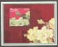 Peony (Penrhyn), souvenir sheet with 1 stamp, MINT, 2011