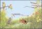 Birds and Frog, souvenir sheet, MINT, 2004