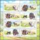 Service Breeds of Dogs, souvenir sheet, MINT, 2015