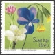 Meadow Flowers, self-adhesive stamp, MINT, 2012