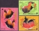 Year of the Horse, set of 3 stamps, MINT, 2014