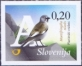 White-winged Snowfinch, self-adhesive stamp, MINT, 2015