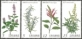 Herb Plants, set of 4 stamps, MINT, 2013
