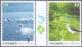 Birds of wetlands, set of 2 stamps, MINT, 2015