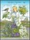 Spring. Flowers, souvenir sheet, MINT, 2011
