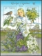 Spring. Flowers, souvenir sheet, MINT, 2011