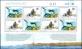 South American Fur Seal and Sea Lion,  souvenir sheet, MINT, 2014