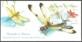 Dragonflies of Vanuatu, FDC with souvenir sheet, 2012
